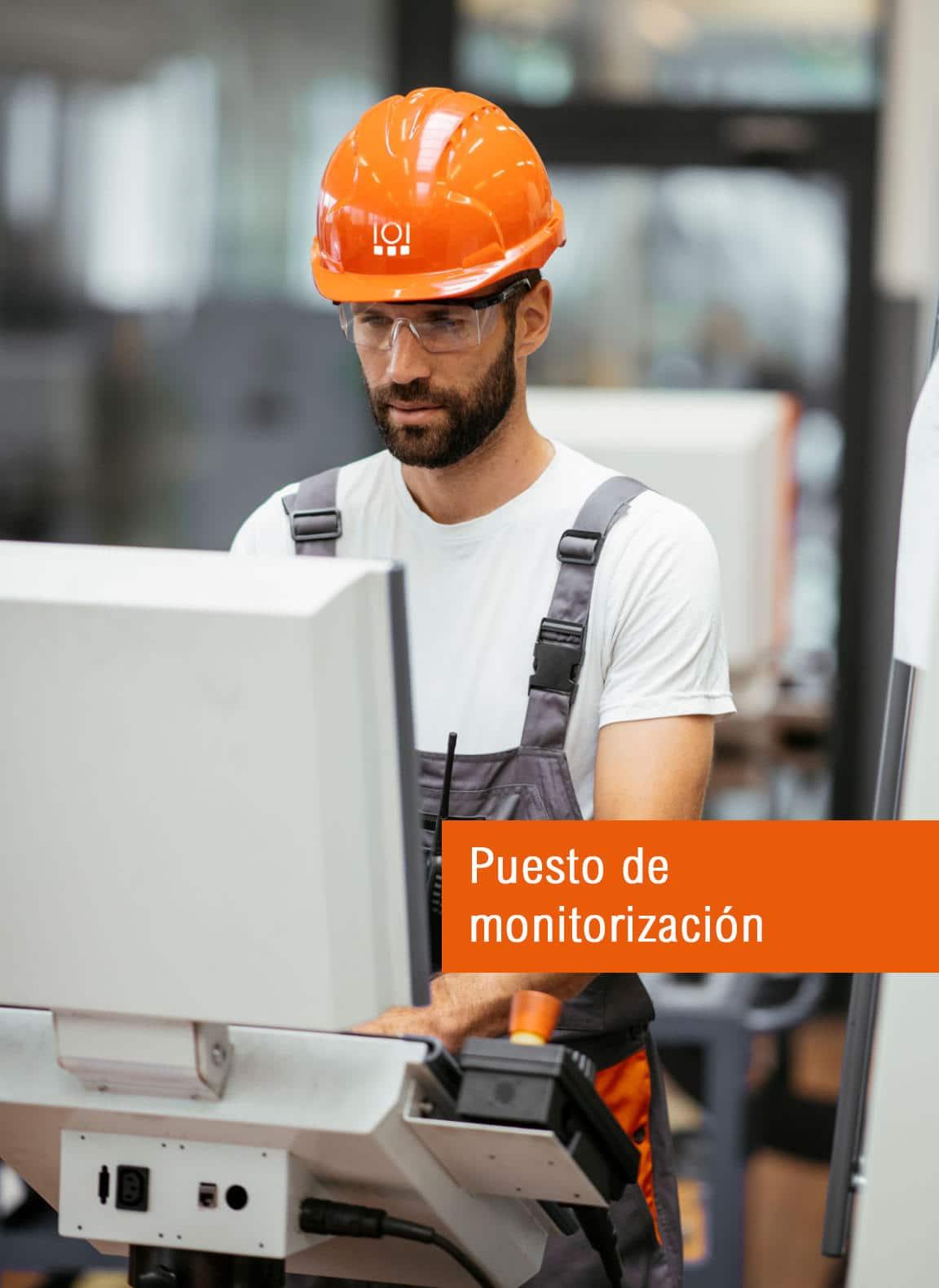 Puesto de monitorización