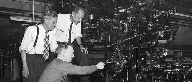 Historia del mantenimiento industrial