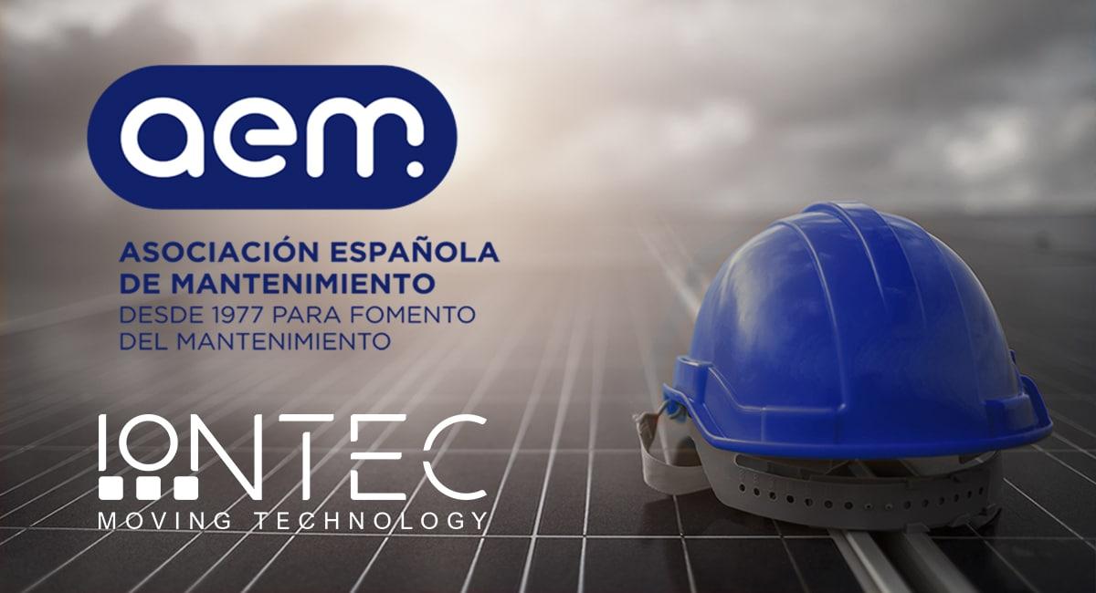 IONTEC en la Asociación Española de Mantenimiento AEM